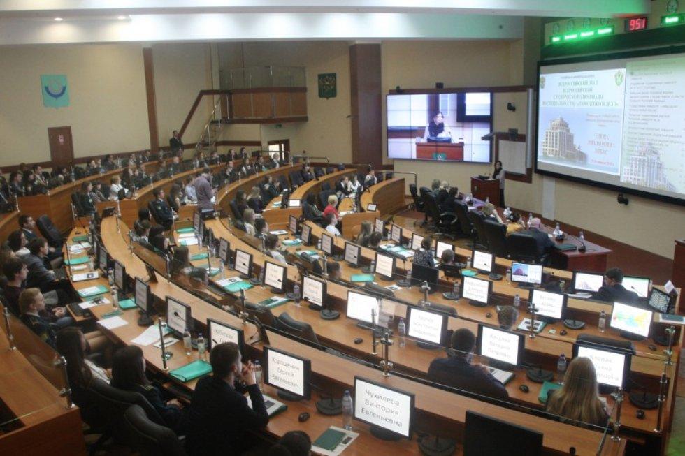 апреля в г Люберцы проходила Всероссийская студенческая  Всероссийская студенческая олимпиада по специальности Таможенное дело