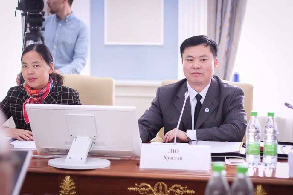 Beijing Administrative College and Kazan University Plan New Programs in Public Governance ,Beijing Administrative College, HSPA, IMEF, China