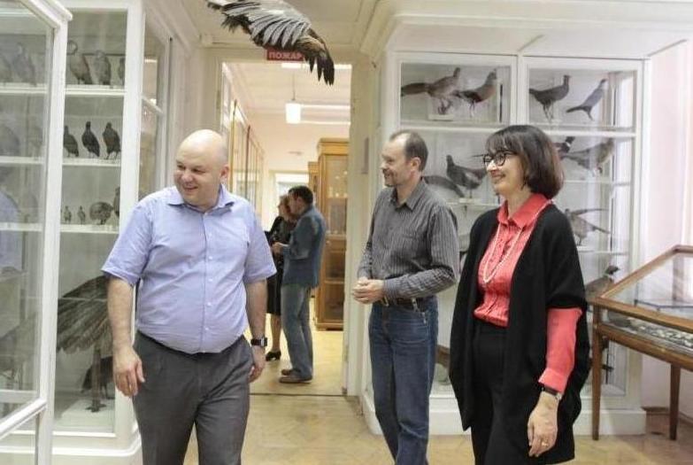 Уникальные экспонаты музеев КФУ могут стать его визитной карточкой ,музеи Казанского университета, Оксана Орачева