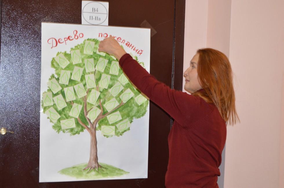 сети поздравление к подарку дерево семьи также считалось