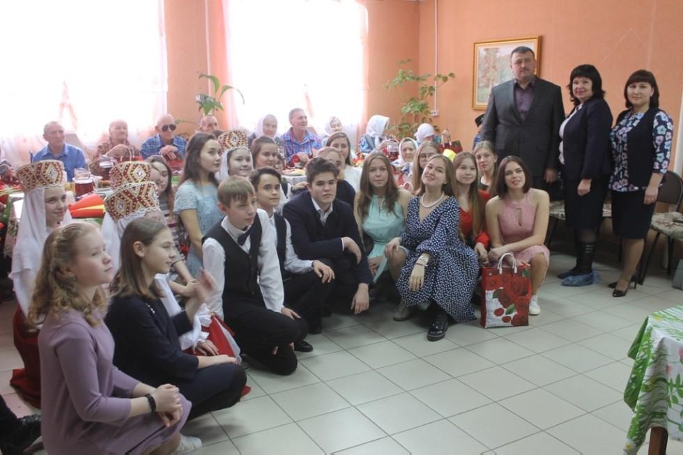 Татарстан дома престарелых кайбицкий район пансионаты для престарелых в нижнем тагиле