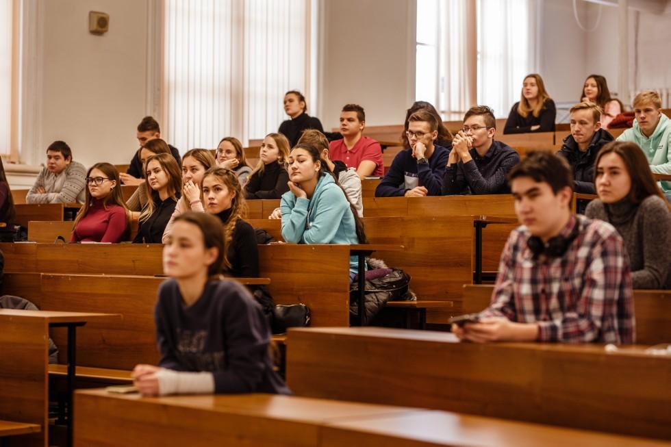 Юридический факультет в картинках