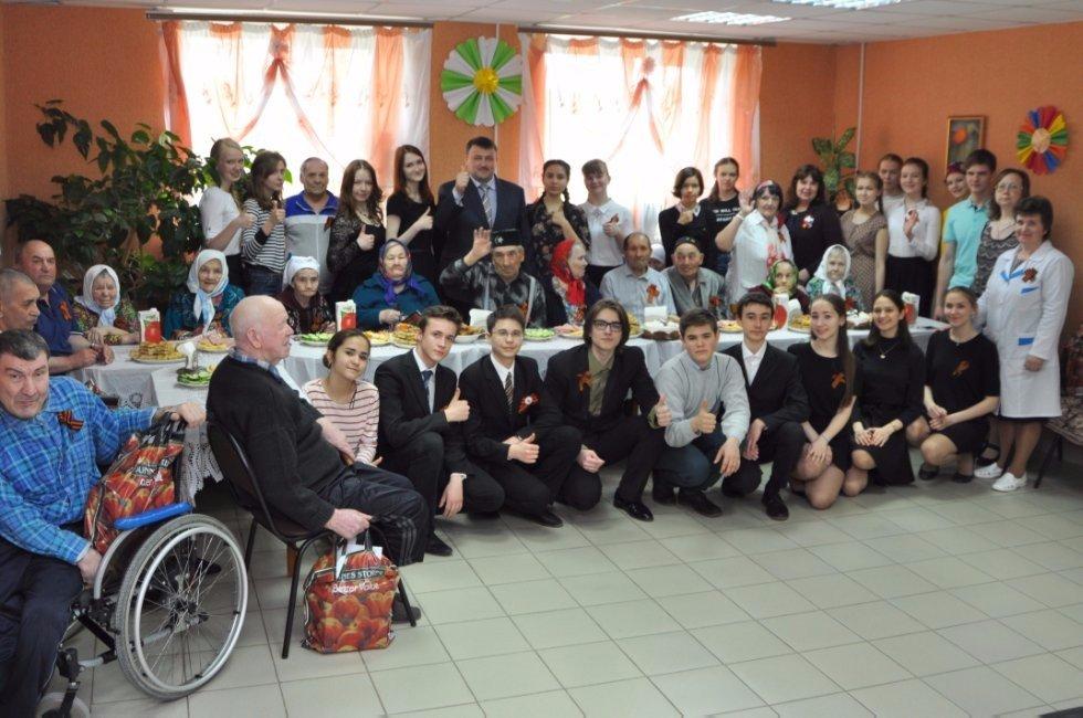 Диплом дом интернат для престарелых пансионат для пожилых митино