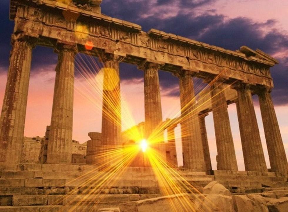 Античность греции картинки