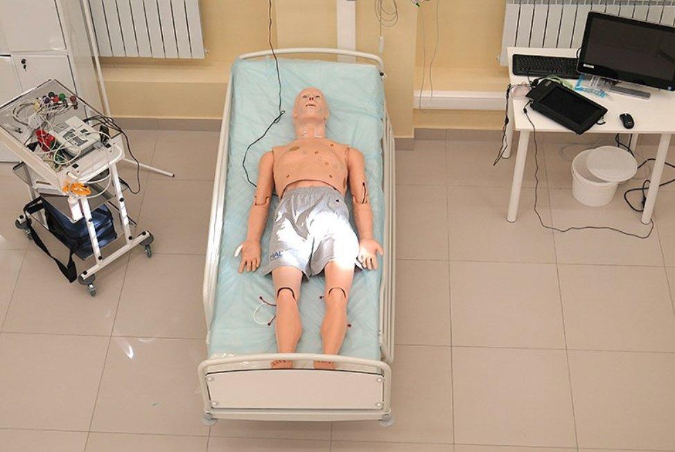 Люди и роботы ,симуляционная медицина, симуляторы, Андрей Киясов, Институт фундаментальной медицины и биологии