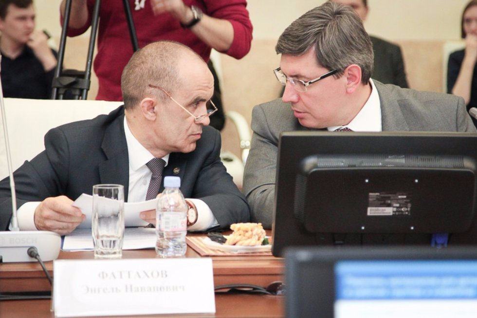 Minister of Education and Science Dmitry Livanov Approves IOI-2016 Organizing Committee's Plans ,Dmitry Livanov, IOI-2016, IT, ITIS KFU, Universiade Village