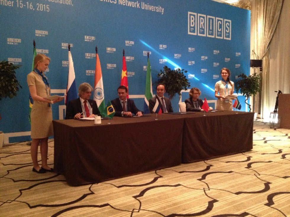 Kazan University Plans to Become Co-Founder of BRICS Network University ,BRICS, BRICS Network University, international cooperation