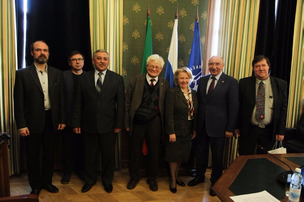 Kazan University and Moscow University Start Joint Work in Medical Chemistry ,IC, IFMB, Moscow State University, medical chemistry