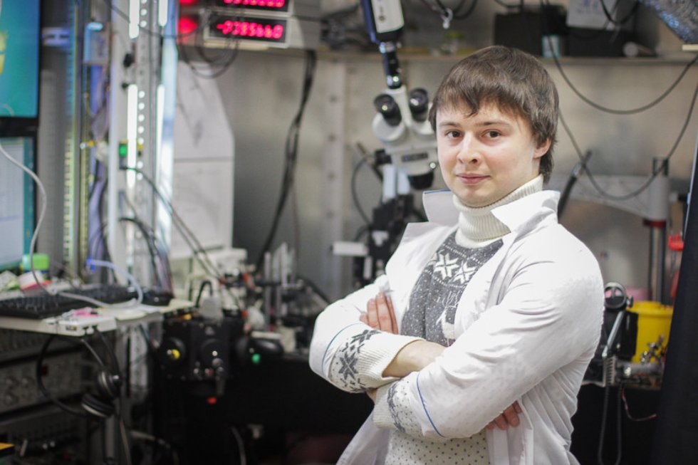 Интервью со стипендиатом ,стипендии, нейробиология, Дмитрий Сучков