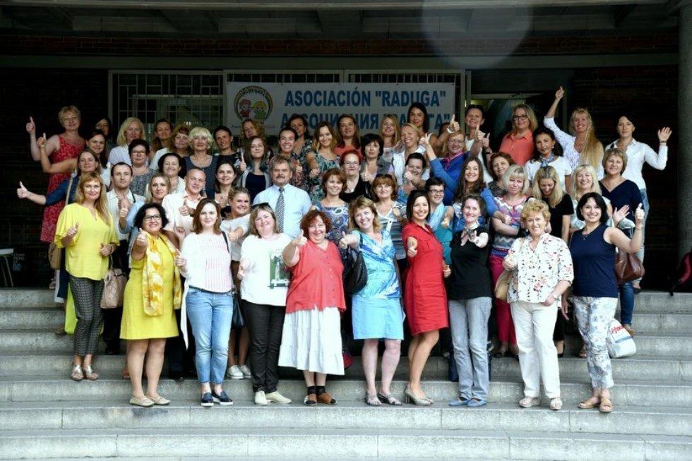 'Как здорово, что все мы здесь сегодня собрались!' ,Елабужский институт, поликультурное образование, билингвы