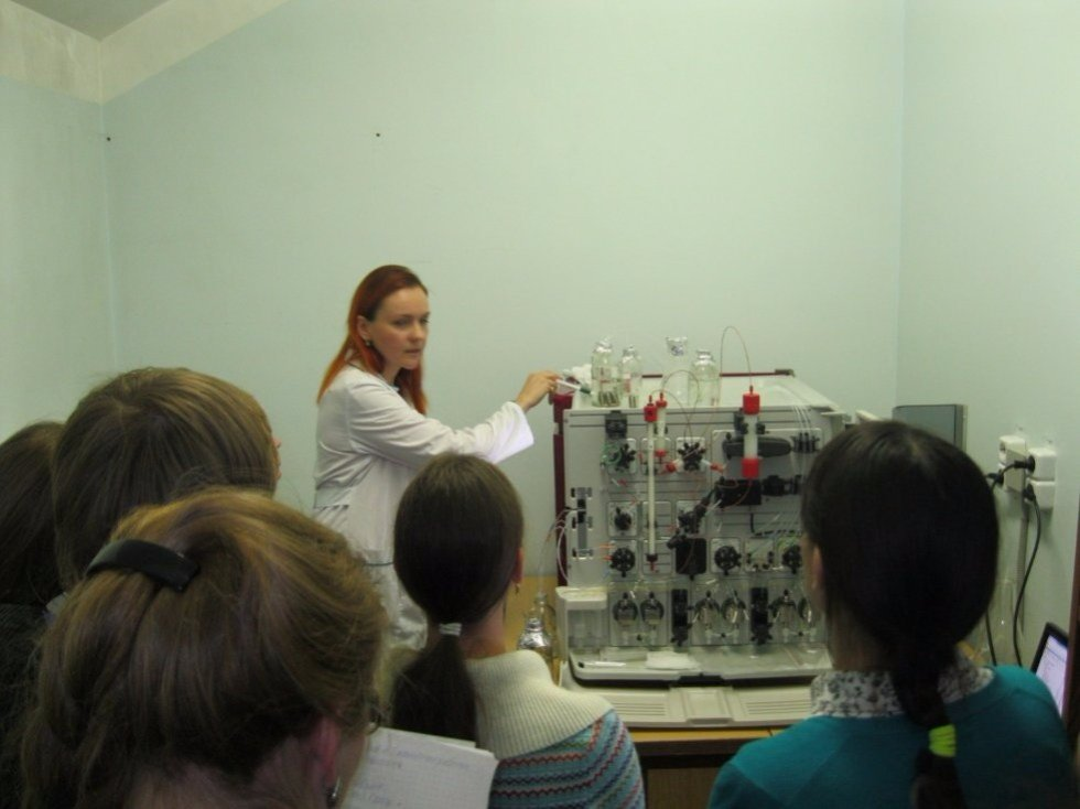 Department of Physiology and Biochemistry ,Kazan (Volga region) Federal University, Kazan University, KFU
