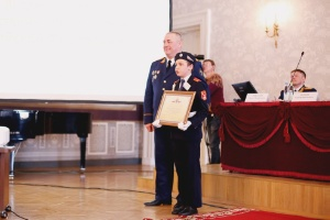 Kazan University hosts 3rd Convention of Cadets of Investigative Committee