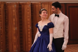 Sumptuous Spring Ball Revives Nineteenth Century Atmosphere