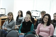 KFU Administration was presented a laboratory for telecommunication systems