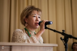 VIII International Tsvetaeva's Conference was opened in Elabuga Institute of KFU