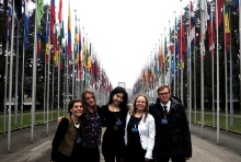 KFU Post-Graduate Student Participates in UN Human Rights Council
