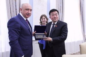 Hunan Normal University Is Ready to Establish a Joint Institution with Kazan University