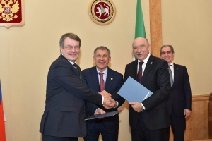 Kazan University and Russian Federal Nuclear Center Sign On for a Joint Supercomputing Center