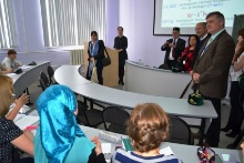 Administration of American Universities highly estimated KFU branch in Naberezhnye Chelny