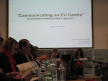 World Meeting of European Union Centres Came to an End in Brussels