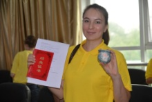 Huaxia-Xiaoxia Summer Camp of KFU Confucius Institute successfully finished up its 4th edition
