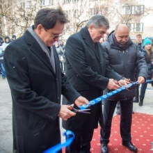New building launched for KFU Institute of Naberezhnye Chelny ,KFU Institute of Naberezhnye Chelny, Nail Magdeev, Ilshat Gafurov, new building, facility