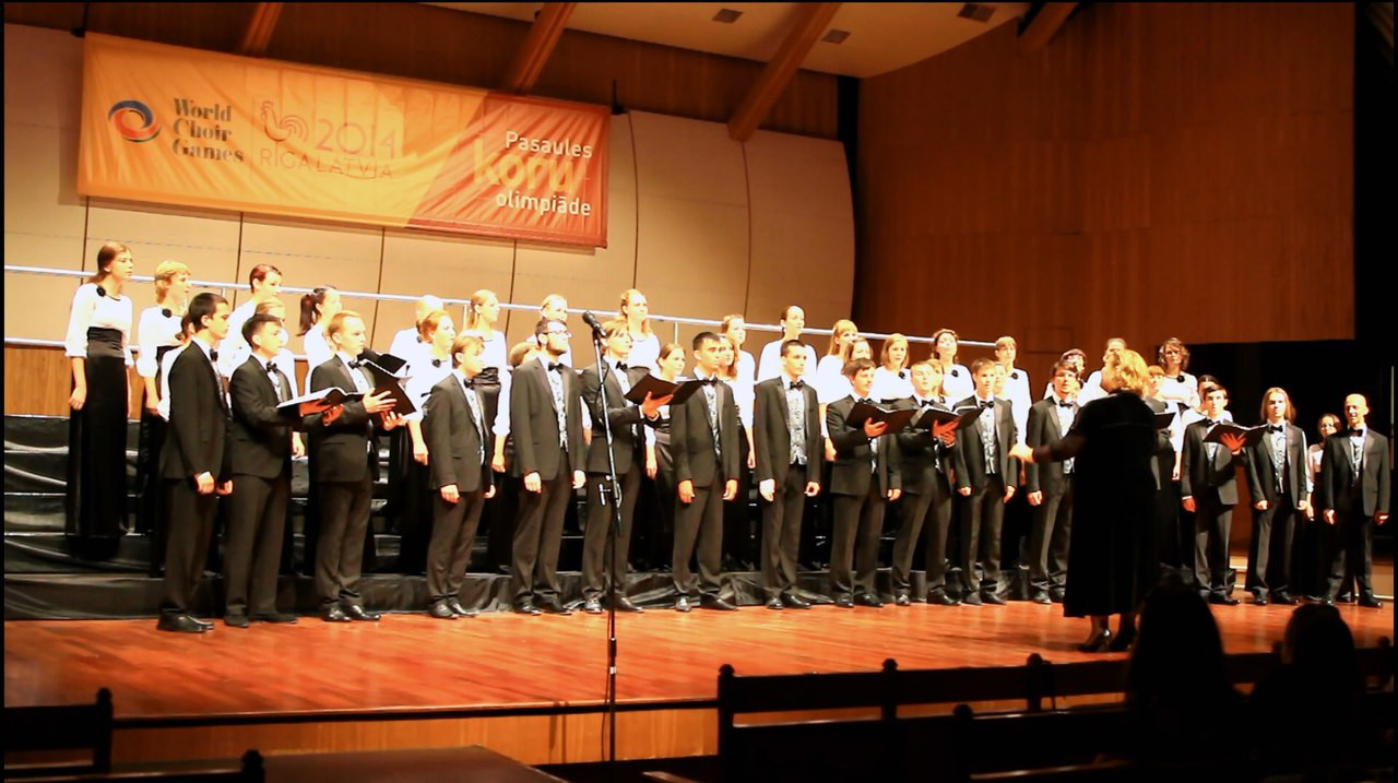 Kazan University Chapel is the 8th World Choir Games champion