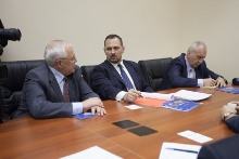 Hungarian Delegation proposed to cooperate with KFU