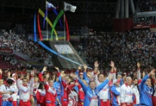 XXVII World Summer Universiade closes