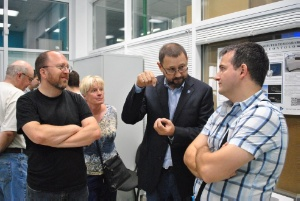 Kazan University visited by participants of 81st Annual Meeting of Meteoritical Society