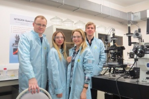 New Technology of Ultrahigh Density Optical Storage Researched at Kazan University
