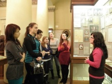 The Council of international undergraduate and postgraduate students organized an excursion for foreign students in the Museum of History of KFU