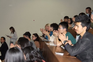 Foreign students get acquainted with Tukay's works