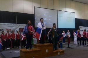 Student of Elabuga Institute of Kazan Federal University has collected a full set of medals at the World Championship