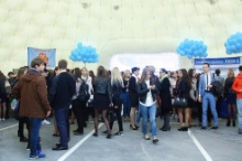 Knowledge Day Celebrated by Universities of Kazan
