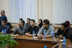 Delegation of the Consulate General of Iran in Kazan visited Yelabuga Institute of KFU